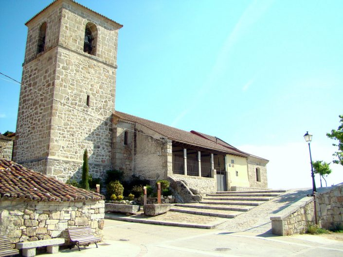 Iglesia El Berrueco